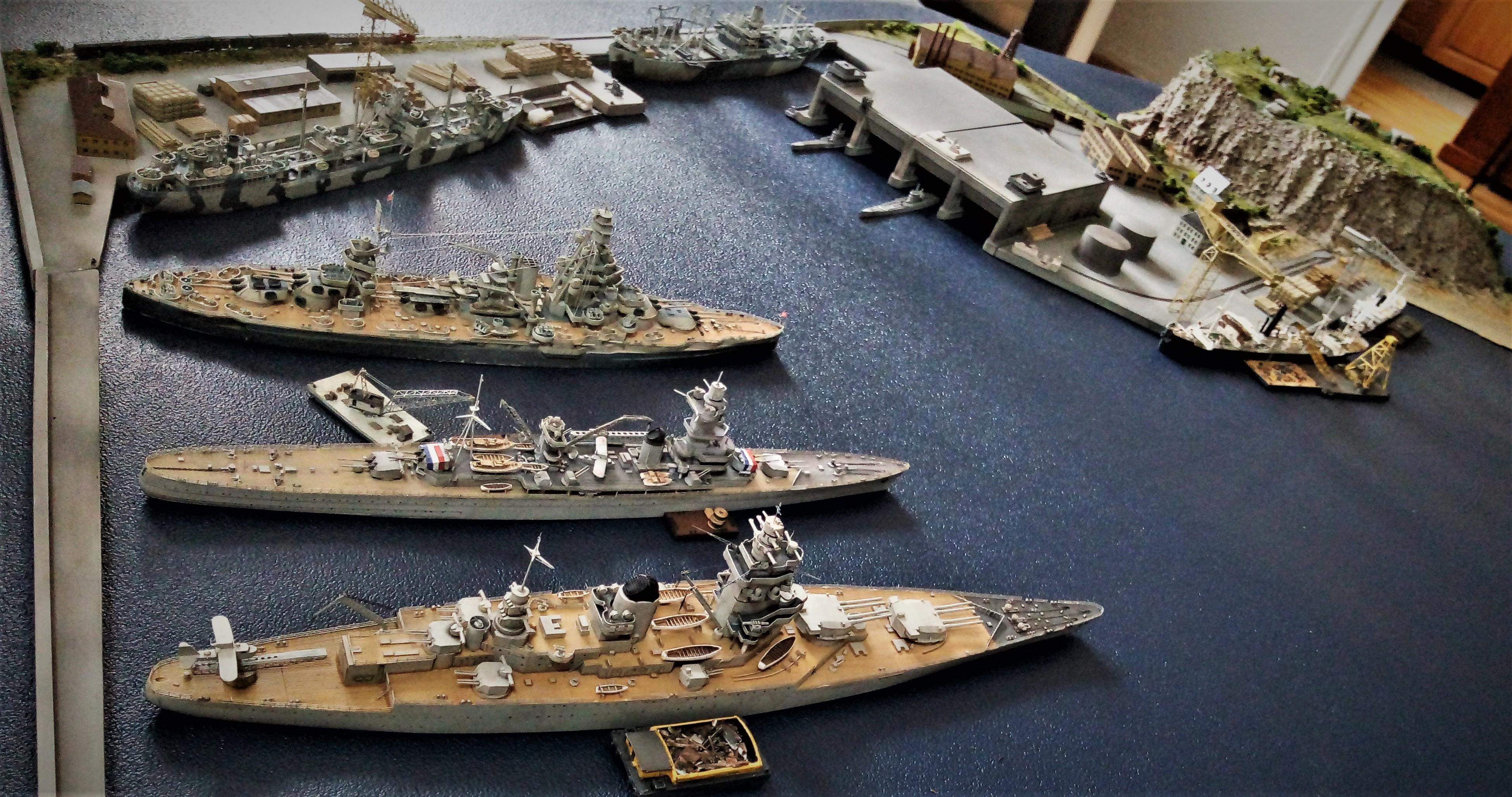 Diorama base navale 1/700 par Nesquik - Page 4 ExGu9f0Vy