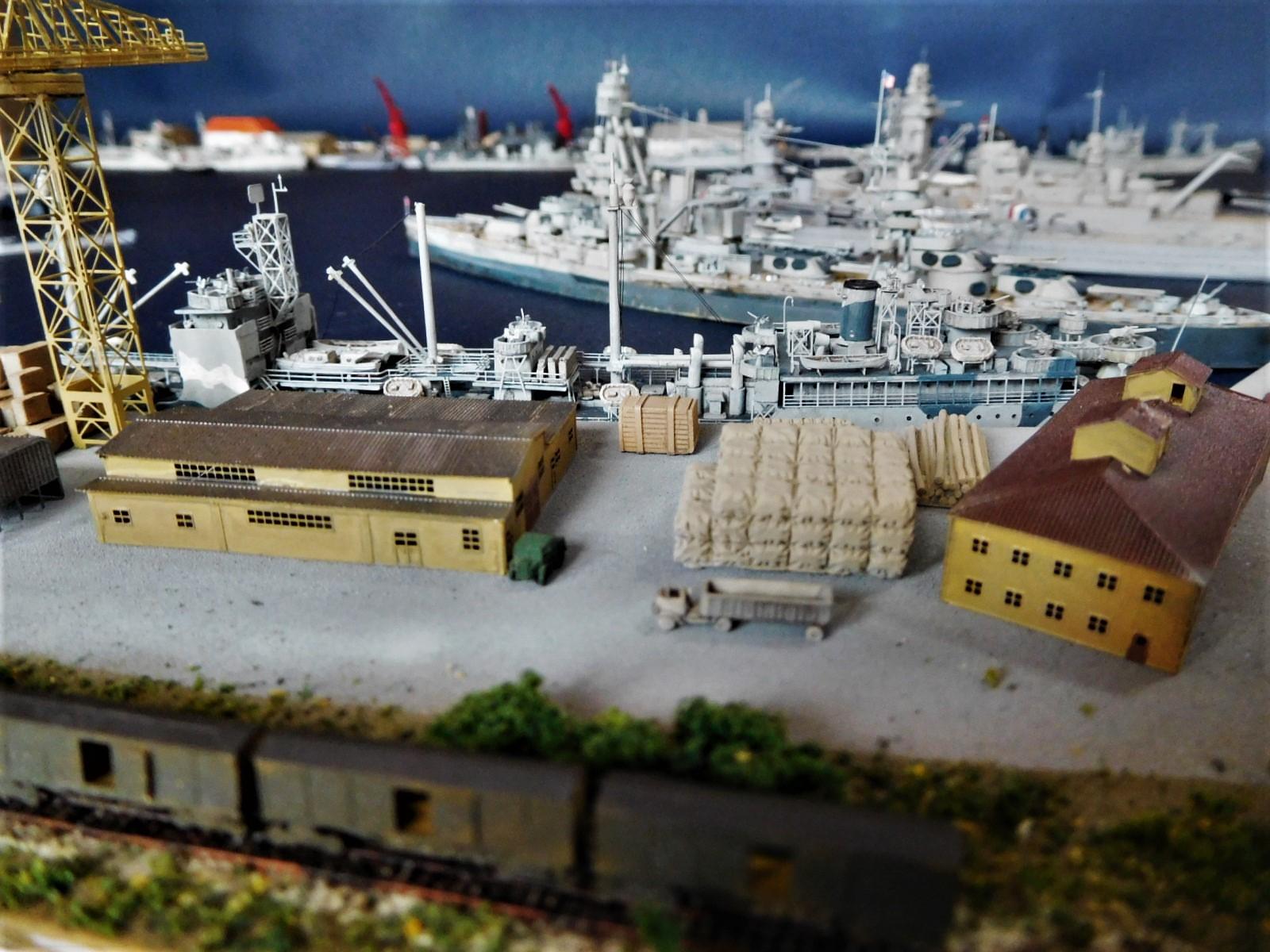 Diorama base navale 1/700 par Nesquik - Page 4 Hu3dCwr