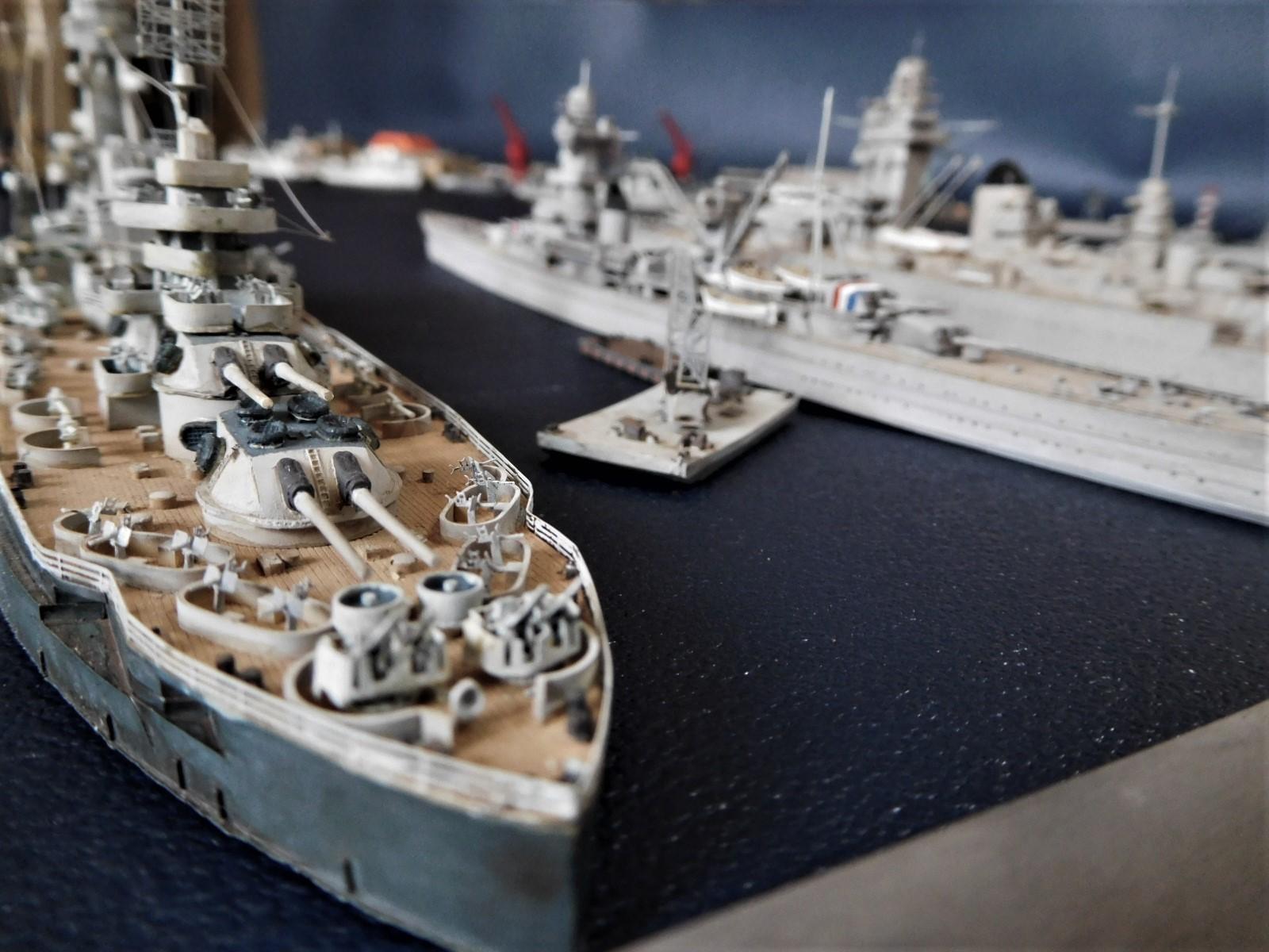 Diorama base navale 1/700 par Nesquik - Page 4 MLU1kYev