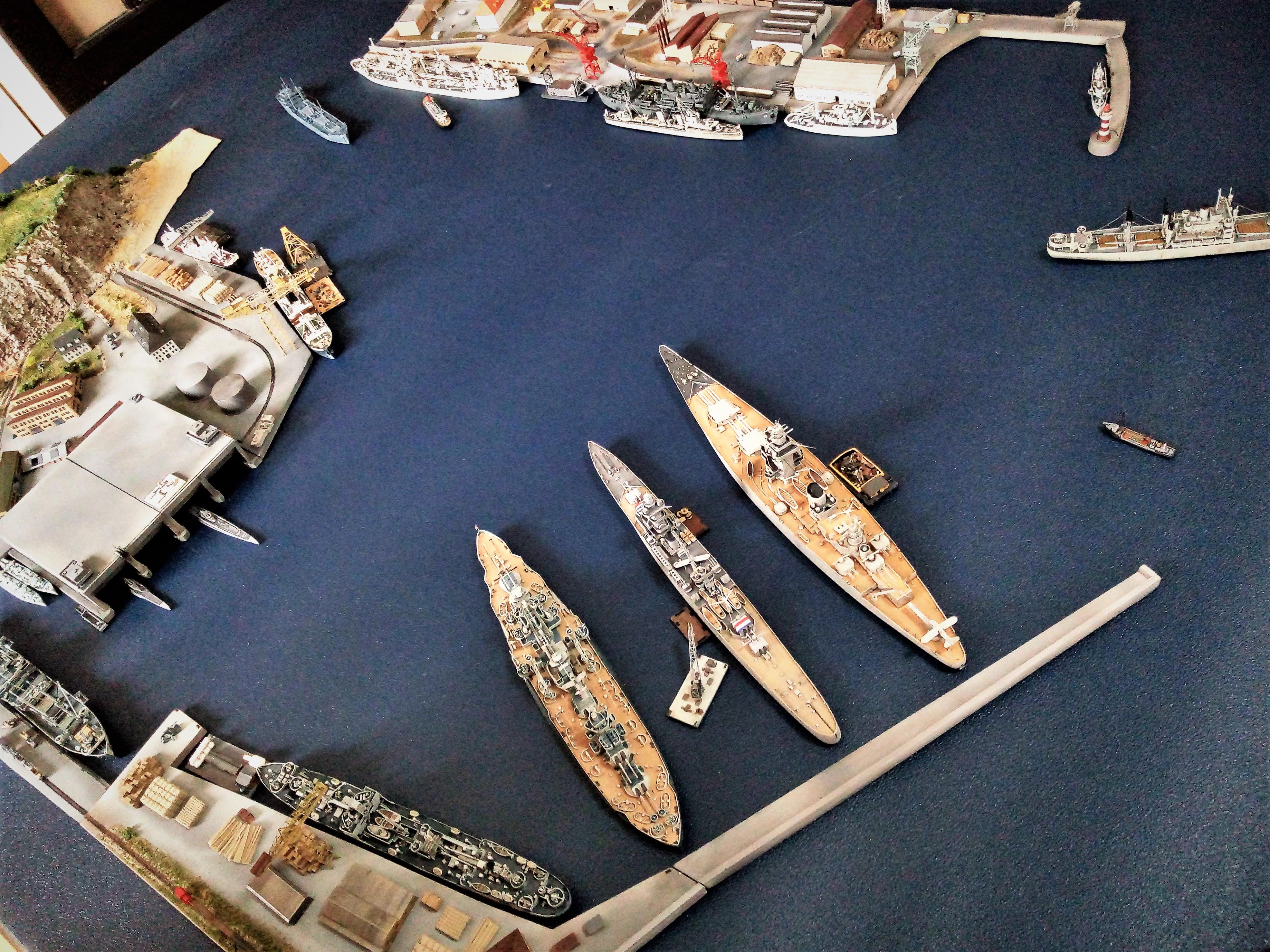 Diorama base navale 1/700 par Nesquik - Page 4 PmfO