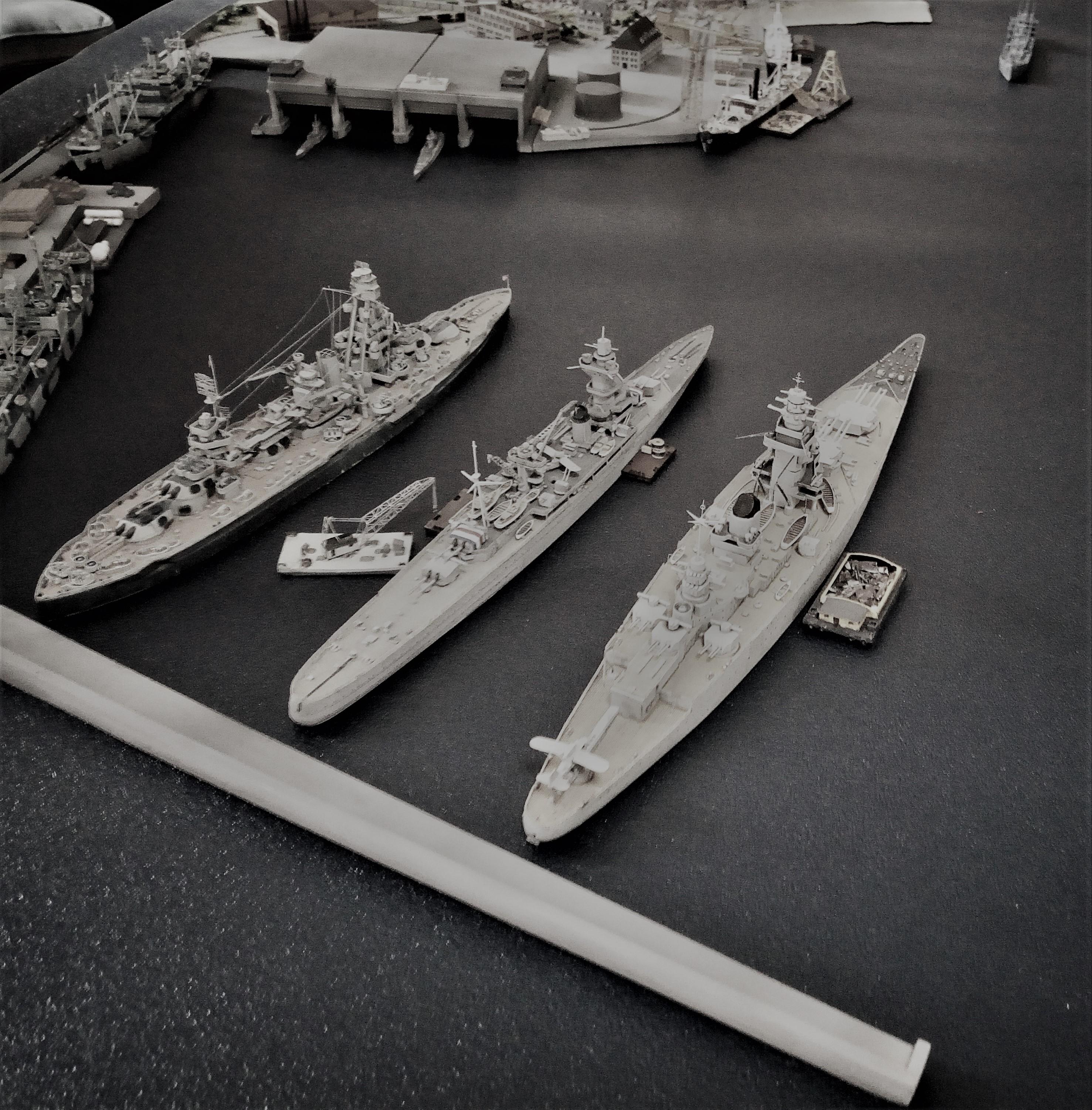 Diorama base navale 1/700 par Nesquik - Page 4 Y7o3QX