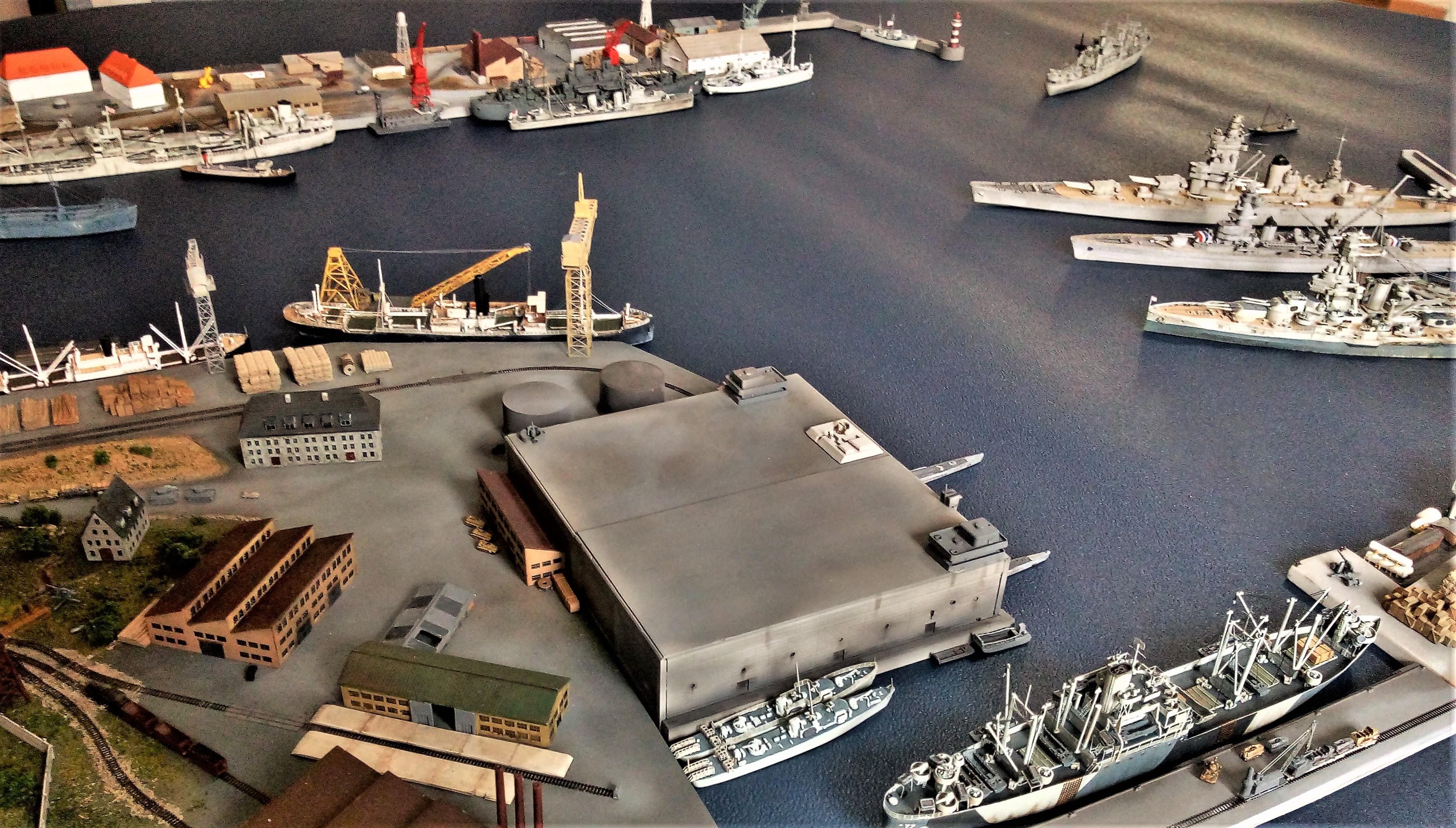 Diorama base navale 1/700 par Nesquik - Page 4 Z3SyHGLI