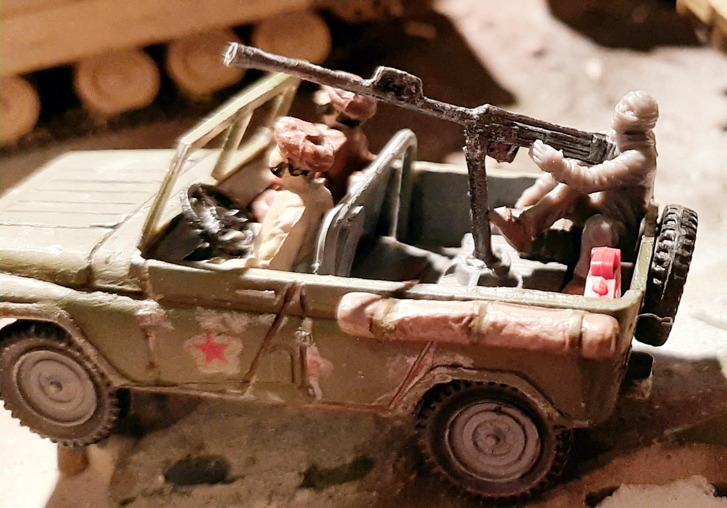 Diorama/Wargame Afghanistan 1/72 32S4k1t