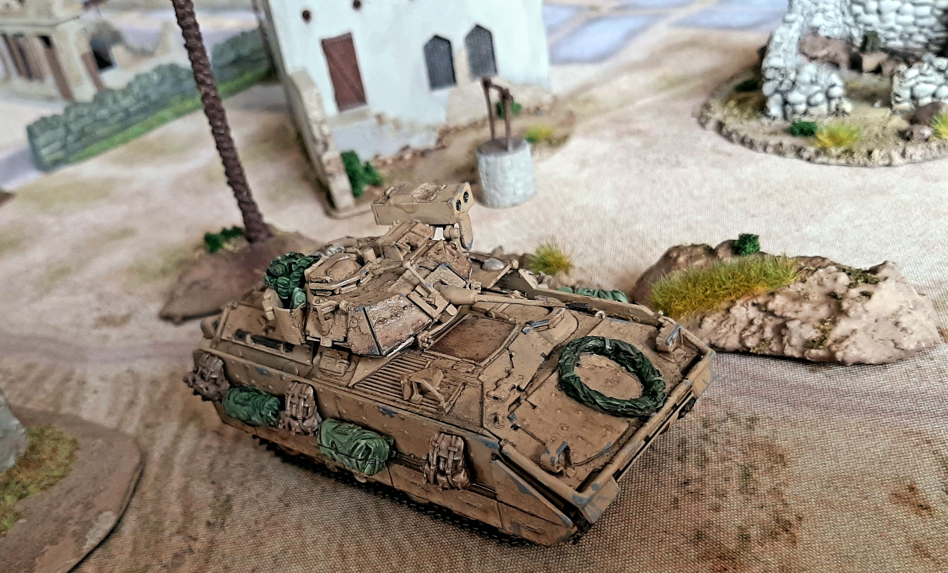 Diorama/Wargame Afghanistan 1/72 5NfSsT