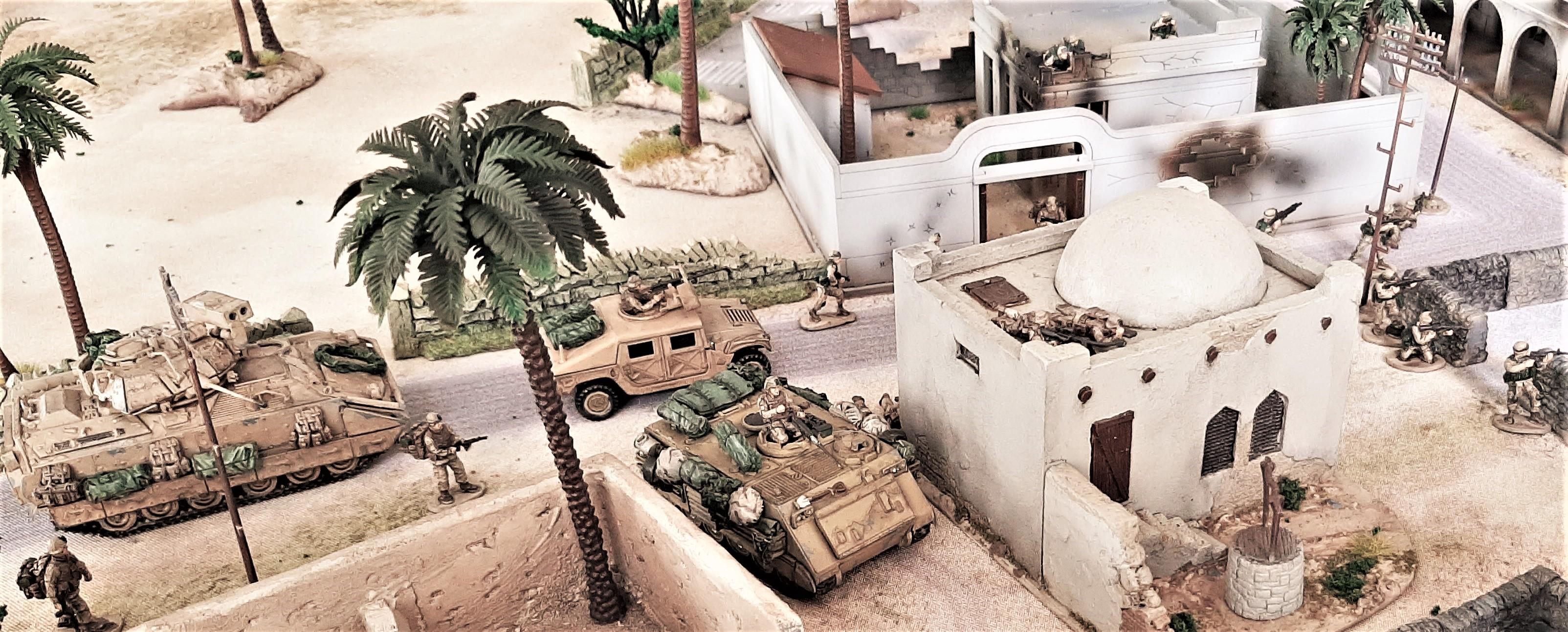 Diorama/Wargame Afghanistan 1/72 81SUpDbg