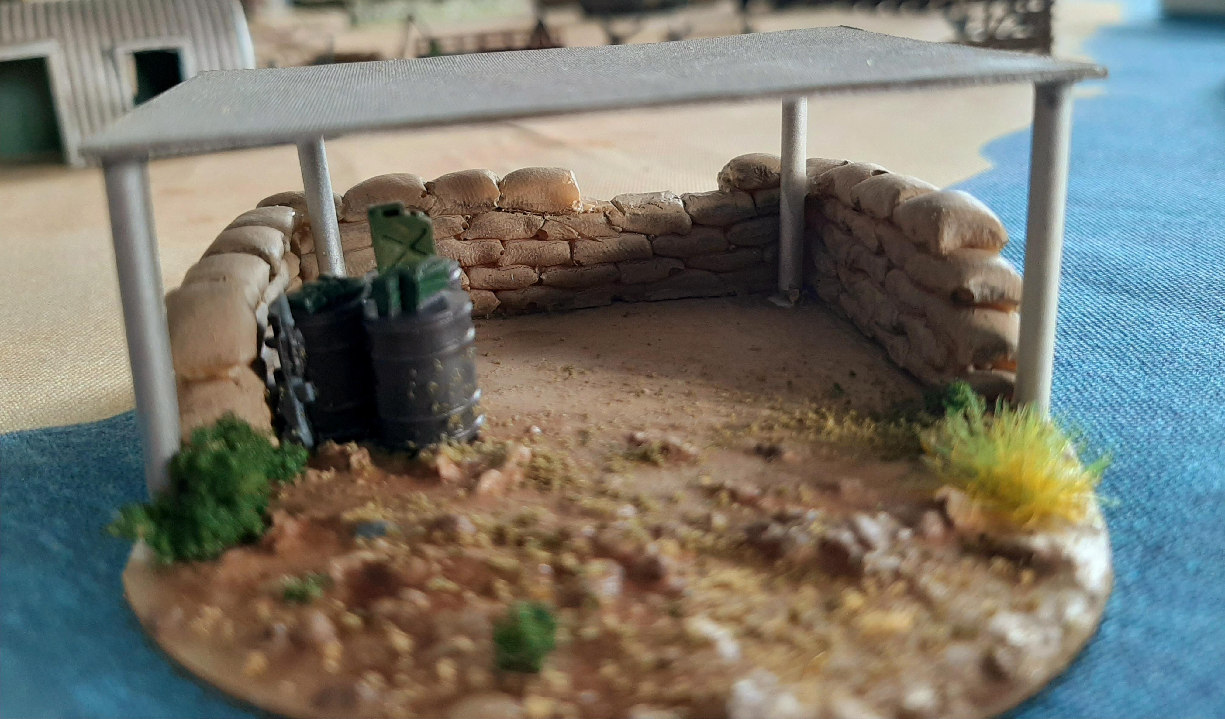 Diorama/Wargame Afghanistan 1/72 OVWGi2v