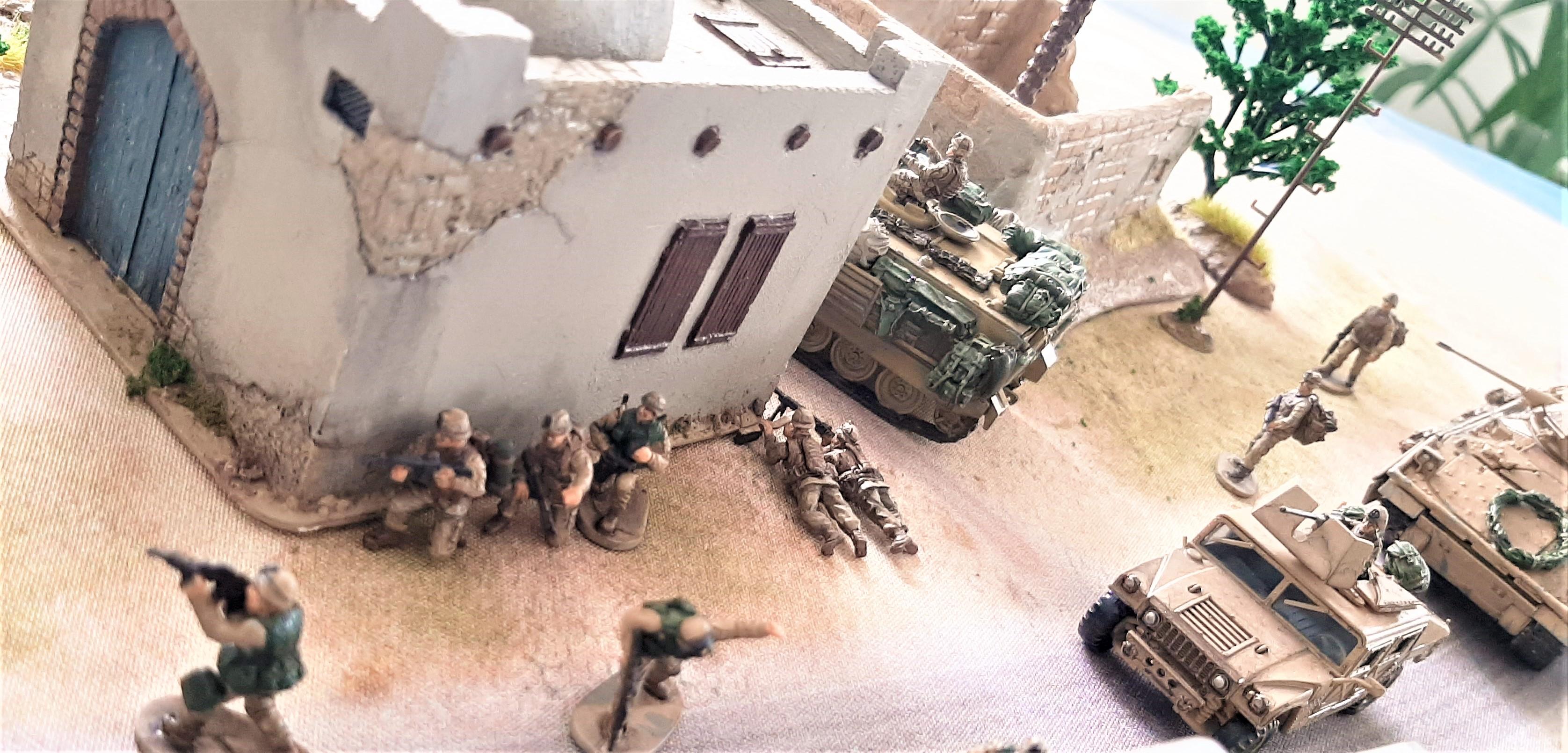 Diorama/Wargame Afghanistan 1/72 RDSnag