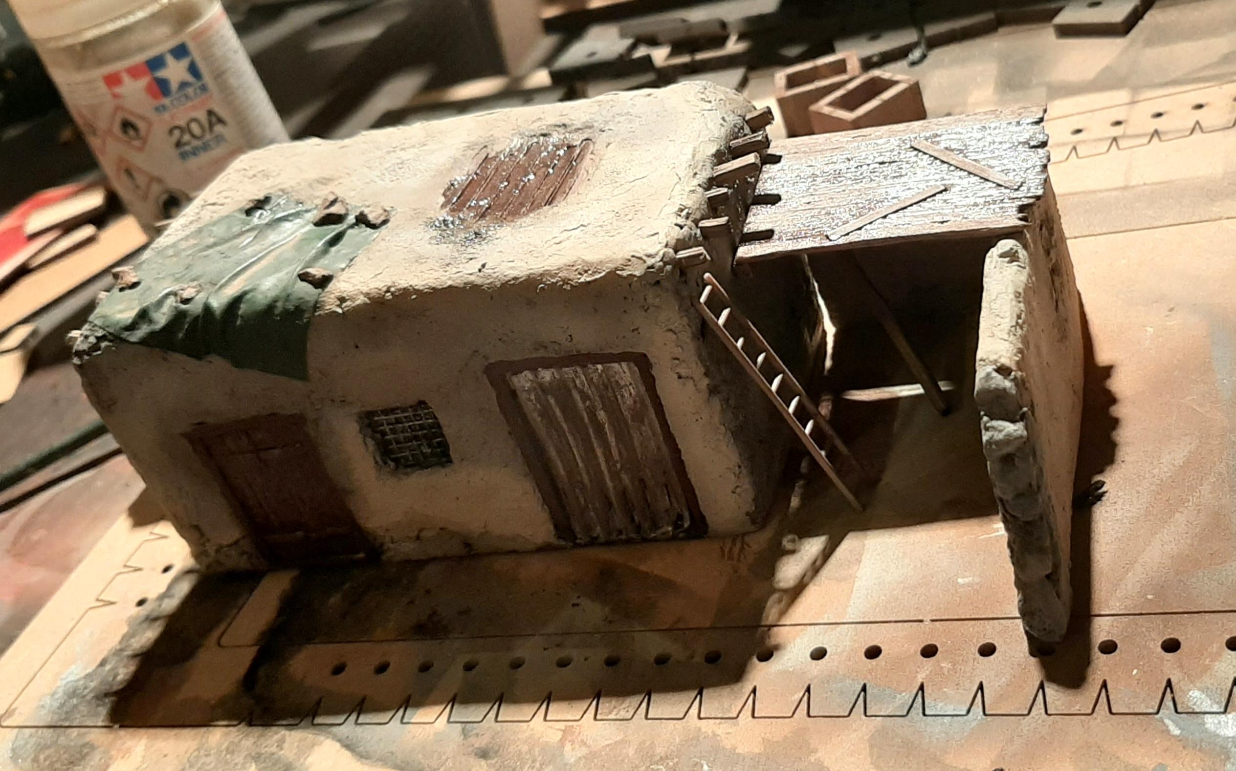 Diorama/Wargame Afghanistan 1/72 X84Ff3xn7J