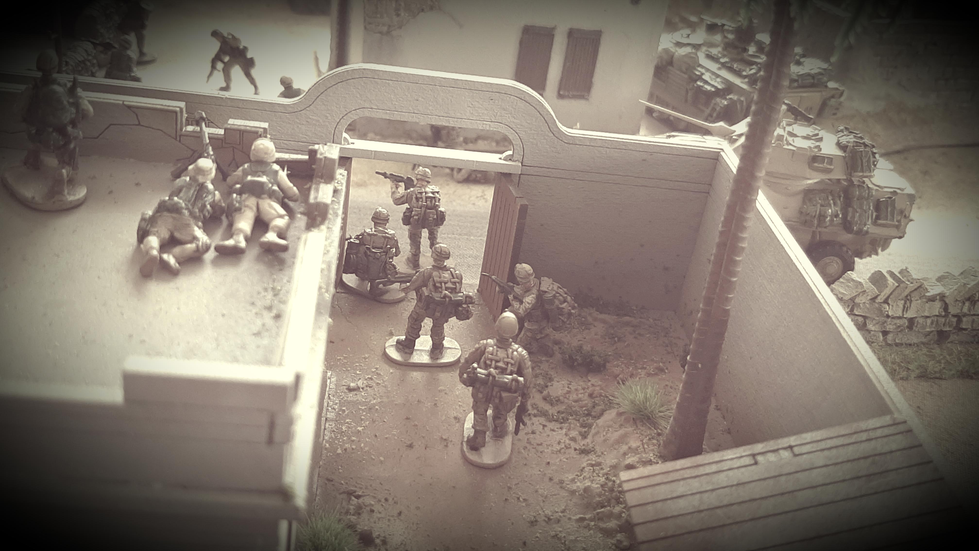 Diorama/Wargame Afghanistan 1/72 Bh7VgI