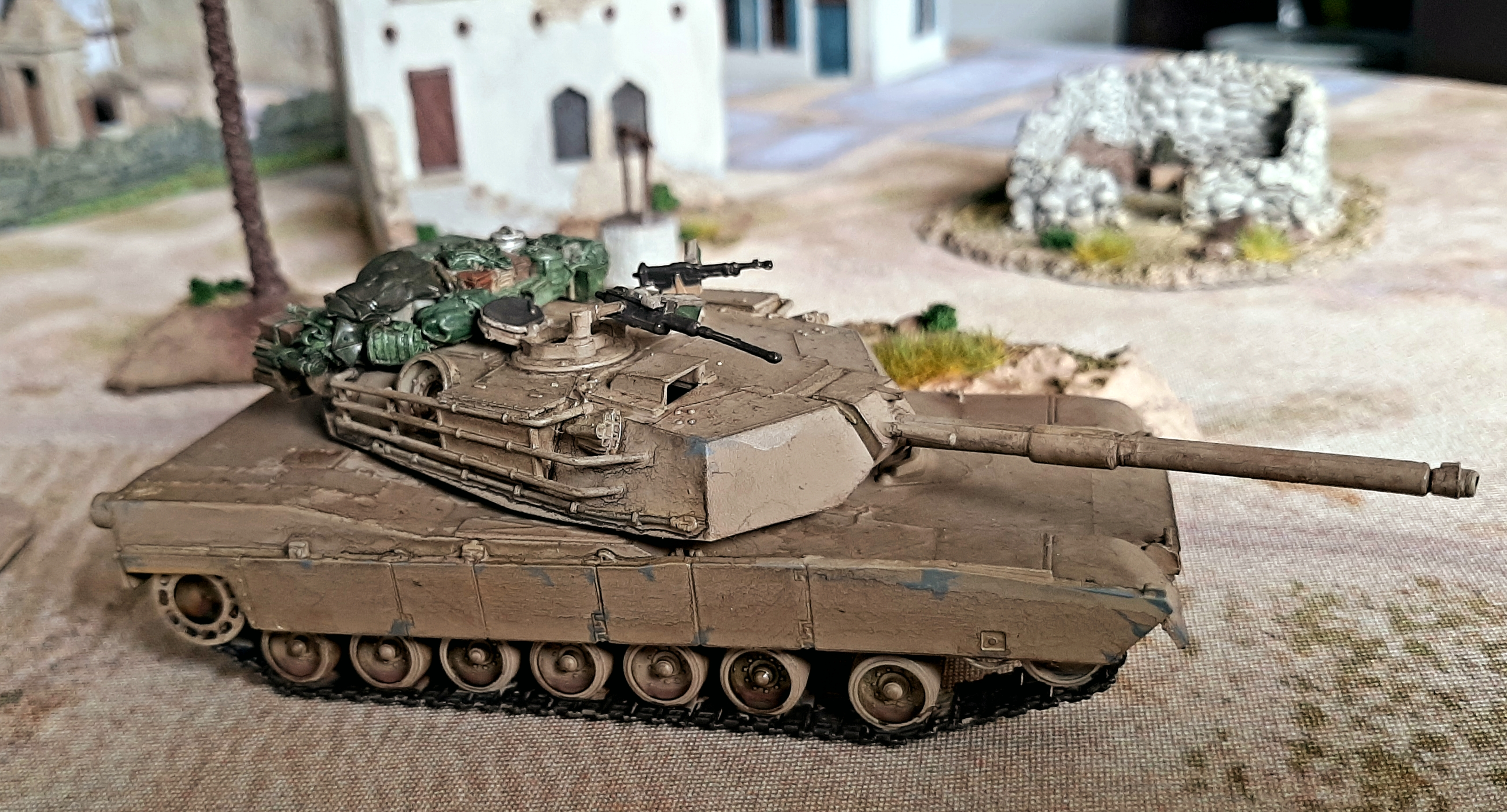 Diorama/Wargame Afghanistan 1/72 CPXAxUpD