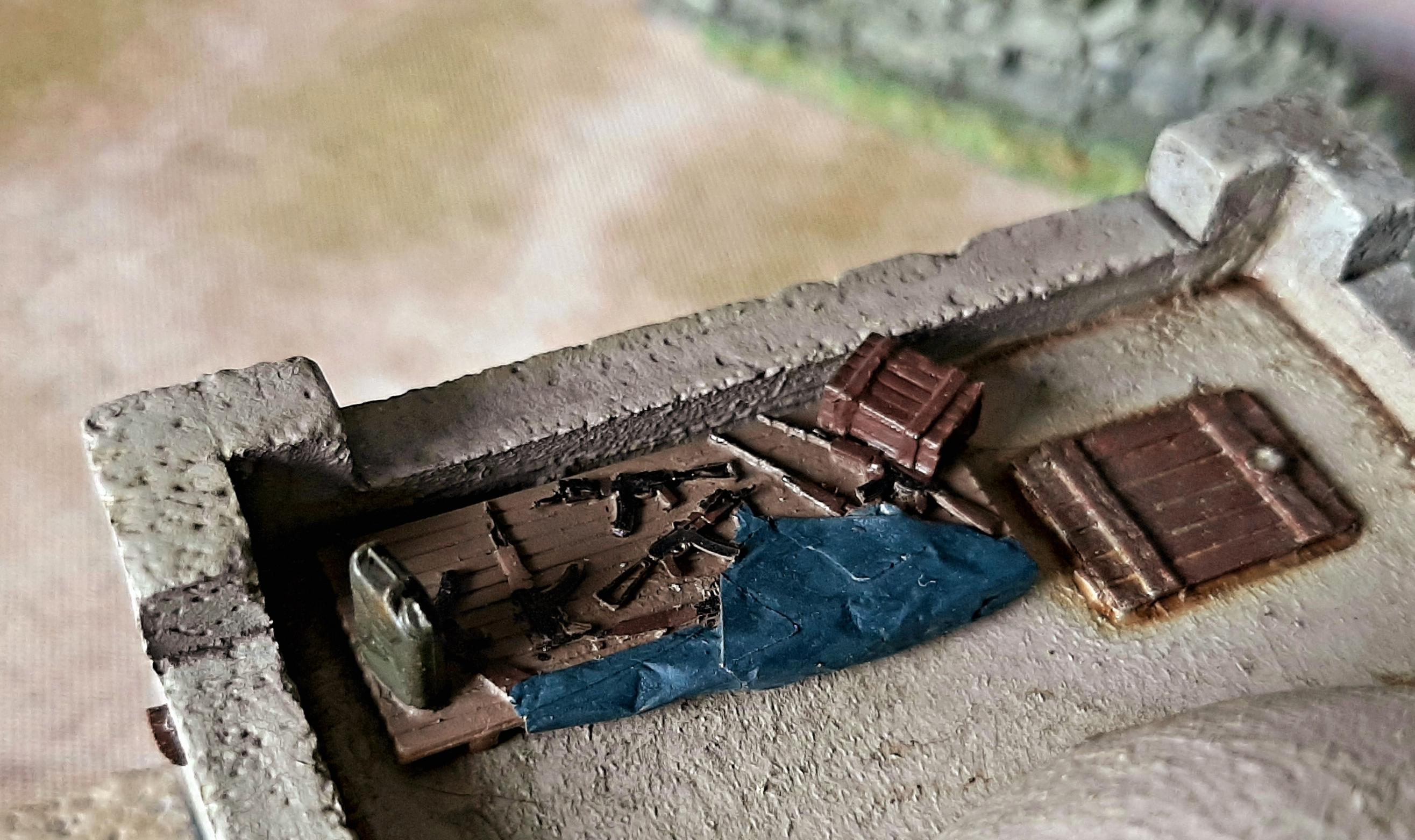 Diorama/Wargame Afghanistan 1/72 EjuA5it6