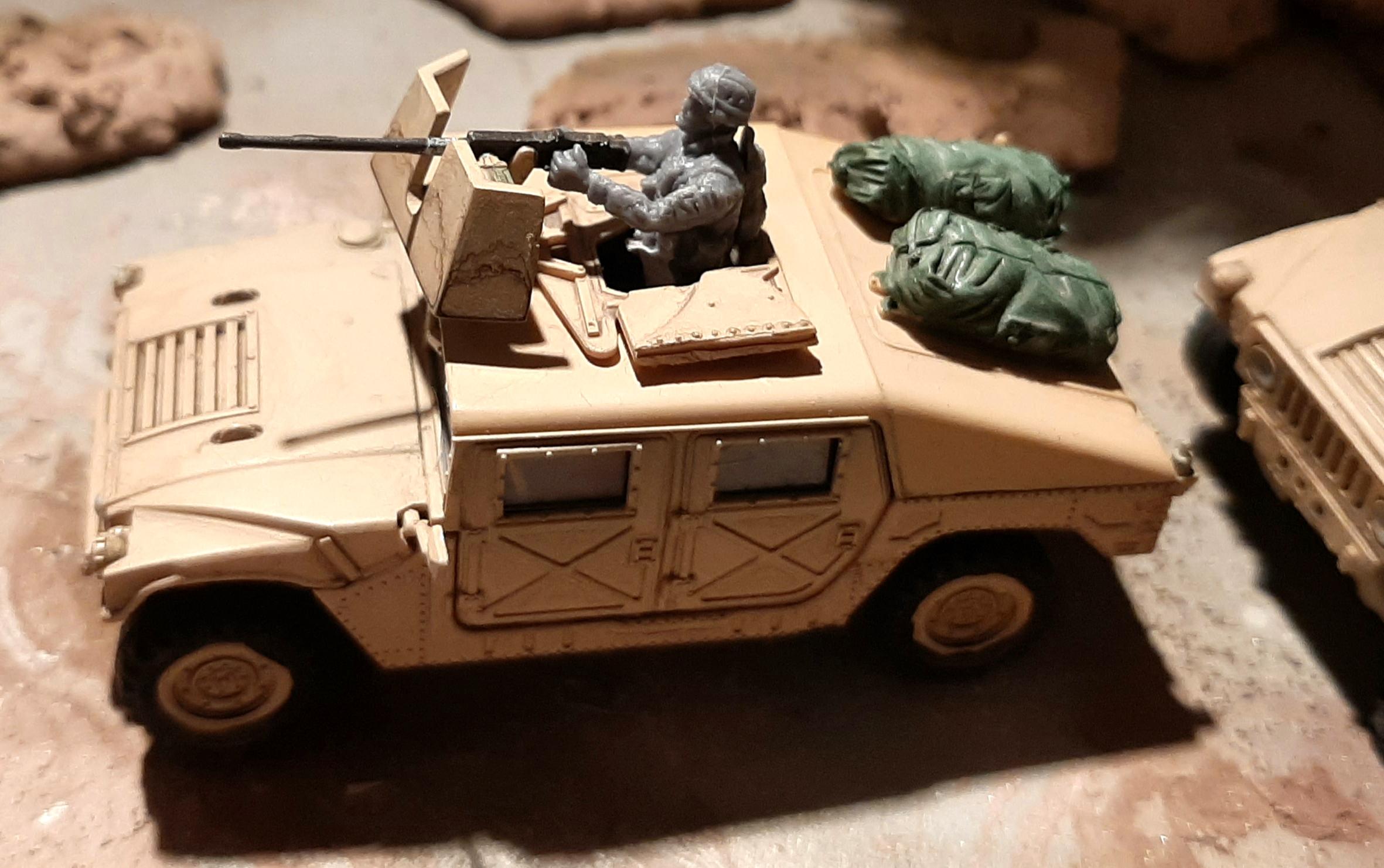 Diorama/Wargame Afghanistan 1/72 G7OUJEGA