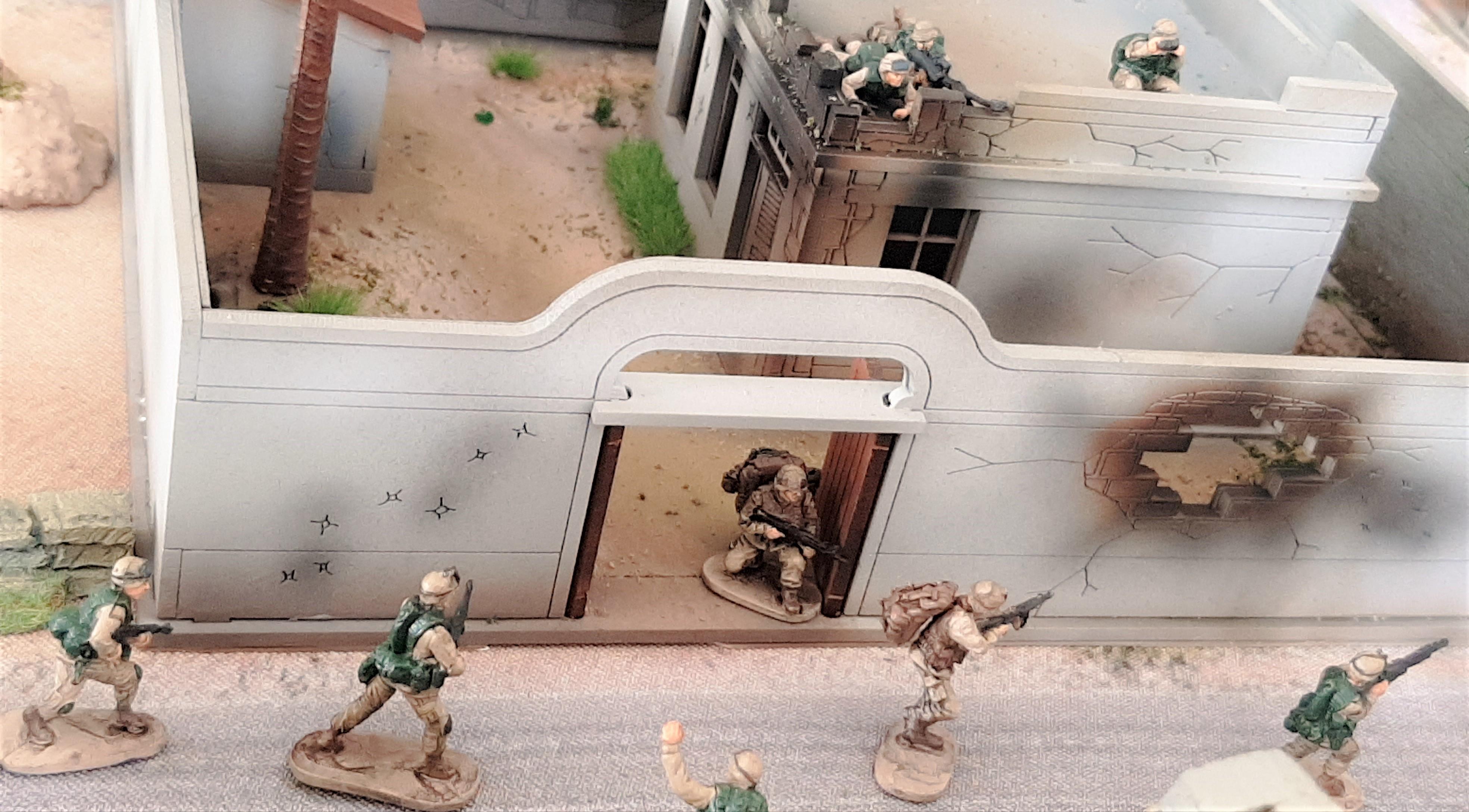 Diorama/Wargame Afghanistan 1/72 N5grj46