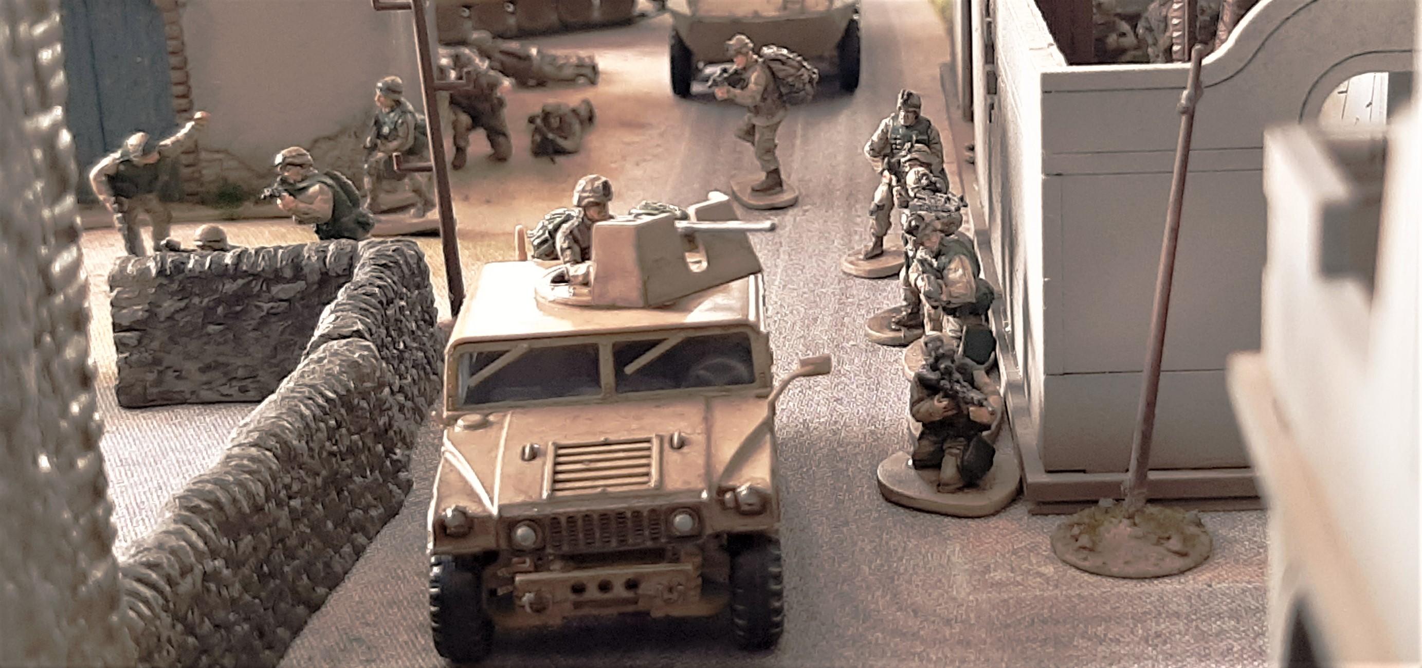 Diorama/Wargame Afghanistan 1/72 O6S7V3Ize