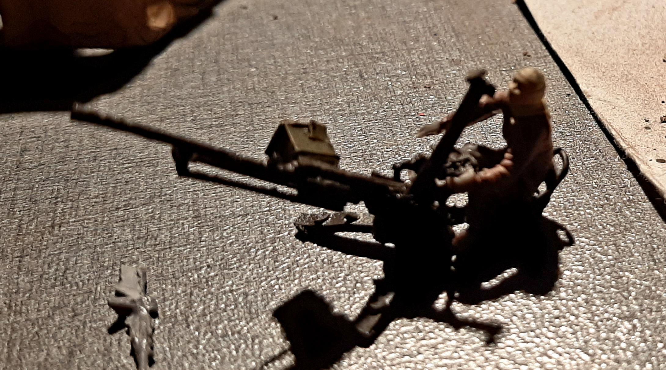 Diorama/Wargame Afghanistan 1/72 ONFebTKV