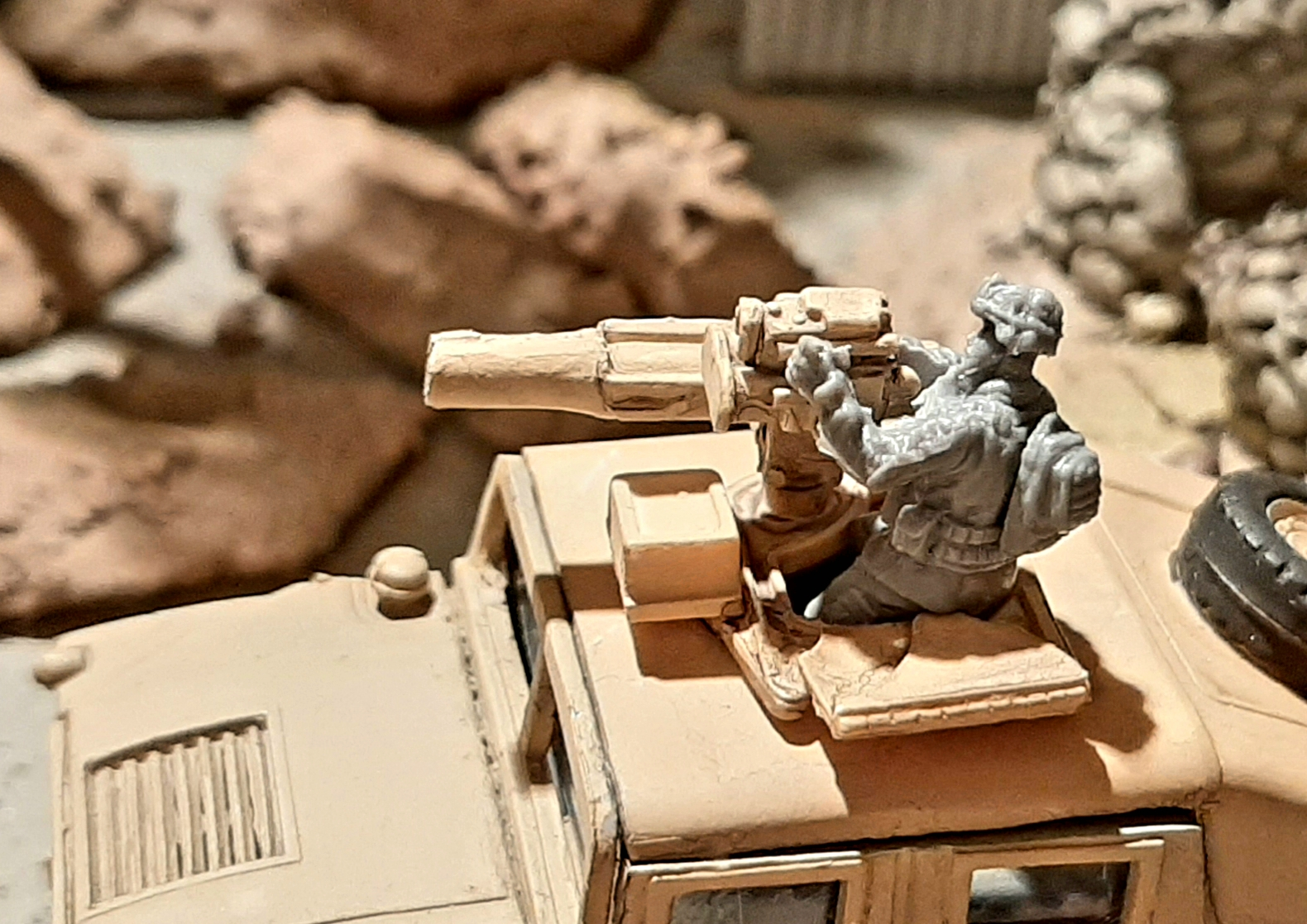 Diorama/Wargame Afghanistan 1/72 Rt2RvZP8