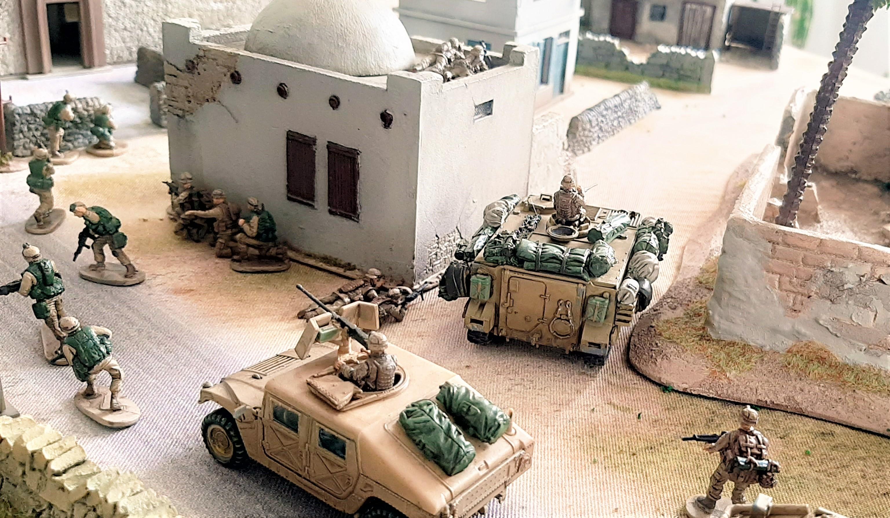 Diorama/Wargame Afghanistan 1/72 WlrcRyEFi
