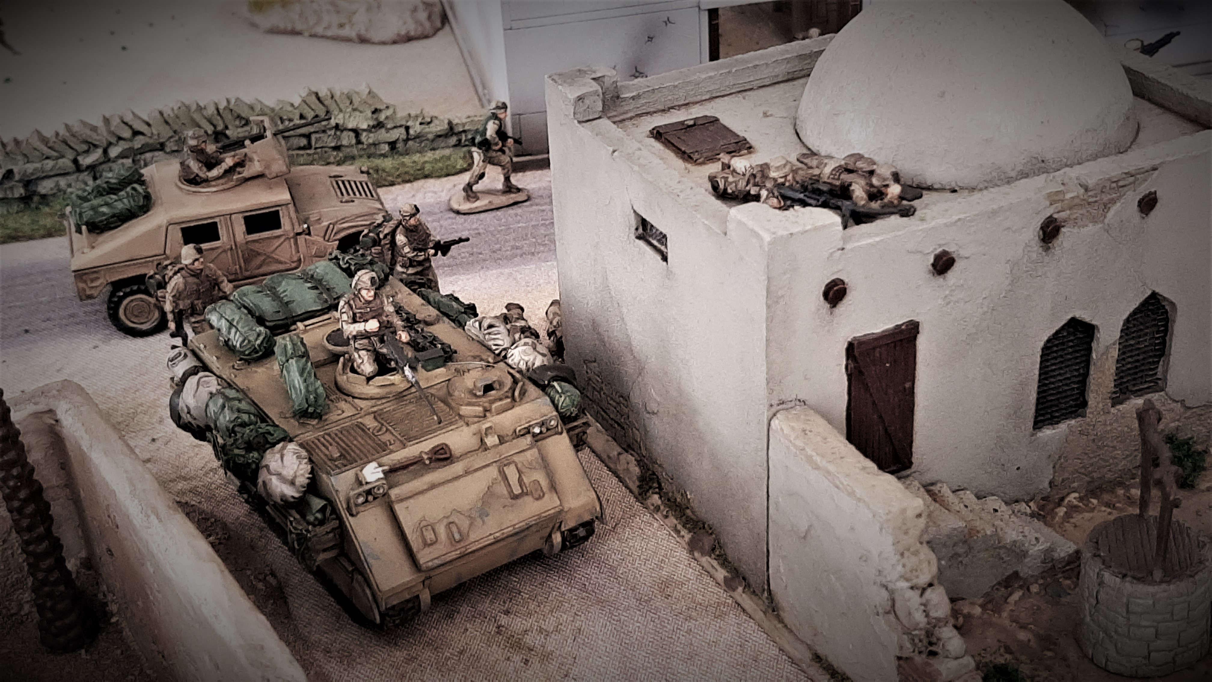 Diorama/Wargame Afghanistan 1/72 ZkEdZRIHqh