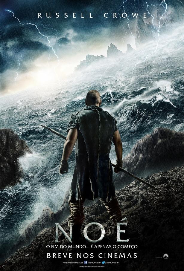 Russell Crowe interpreta Noé em épico... Cartaz-do-filme-noe-noah-de-darren-aronofsky-que-estreia-em-04-de-abril-de-2014-1384356906114_615x907