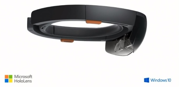Microsoft apresenta óculos HoloLens para criar hologramas Microsoft-holo-lens-1421866961212_615x300