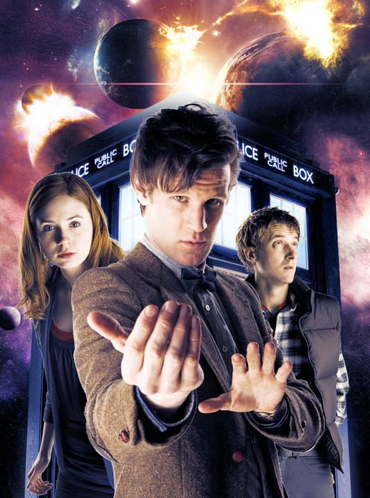 [SÉRIE TV] Doctor Who  Series6dw