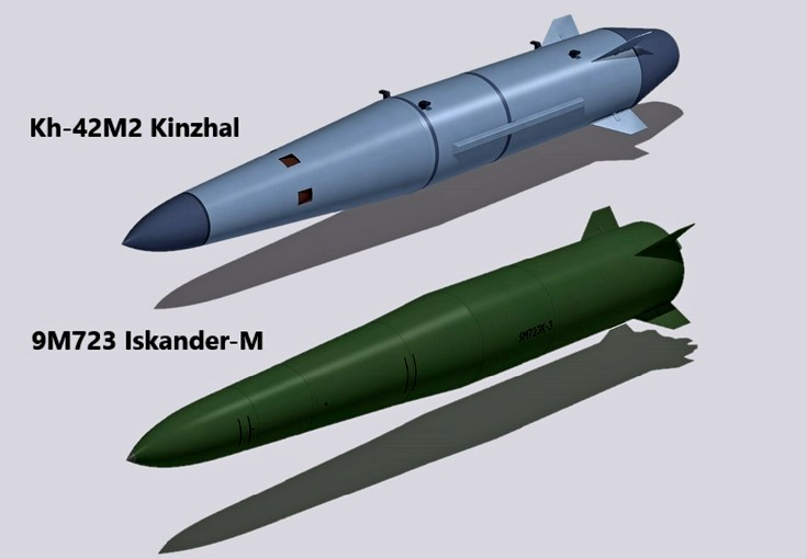 """""""Kinzhal"""" hypersonic aviation-missile complex - Page 11 Dr3"""