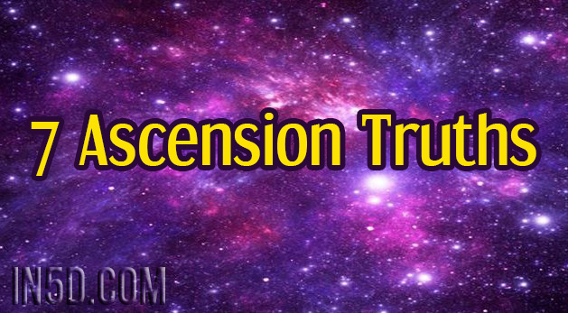 7 Ascension Truths by Michael Hallett  Thwthwhhw