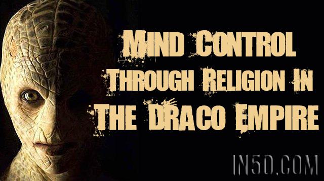 Mind Control Through Religion in the Draco Empire Fharharehaeraehea