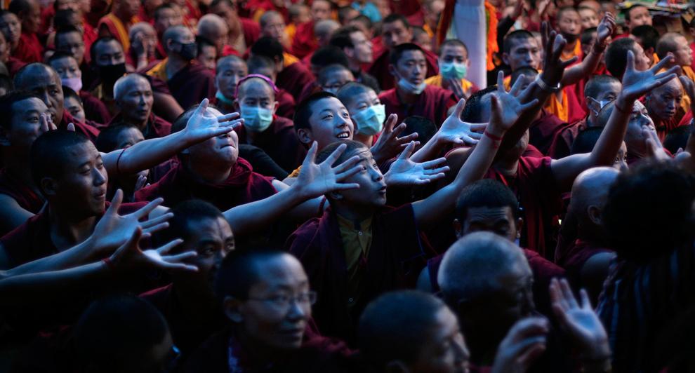 Kalachakra: A festival of teachings and meditations Bp18