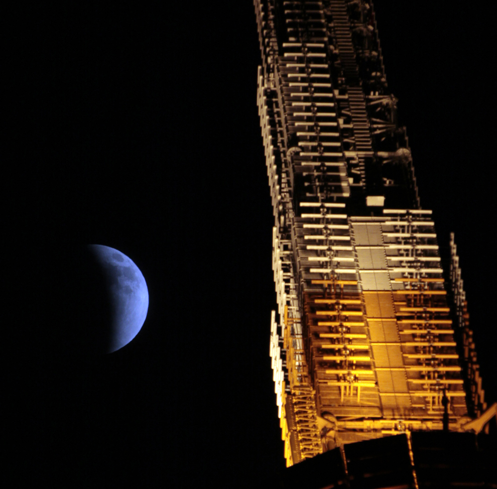 The Moon Bp9