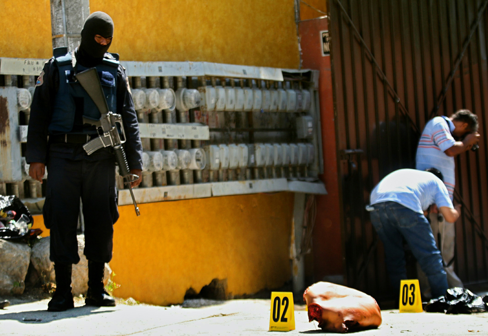 Mexico's drug war Bp9