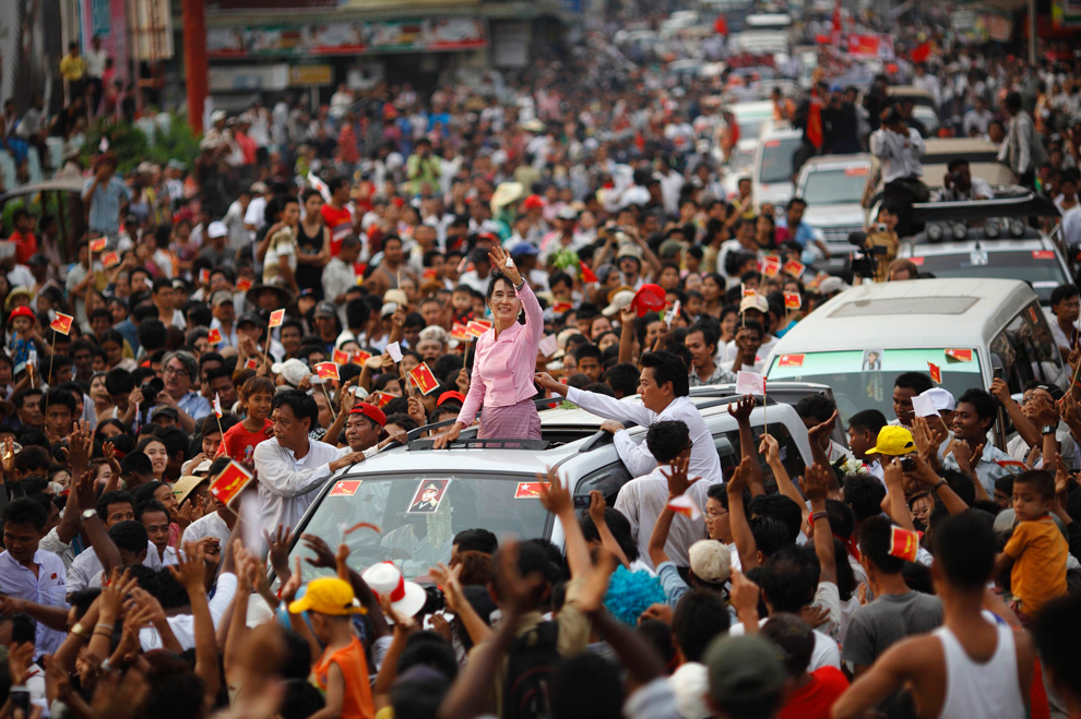 Daw Aung San Suu Kyi Bp19