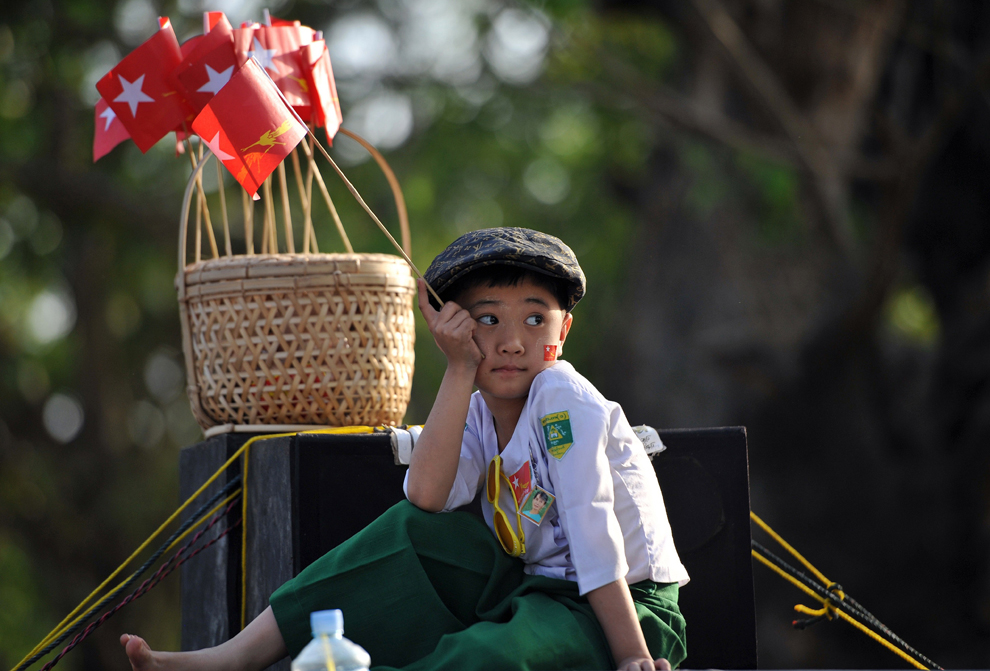 L'esprit birman Bp33