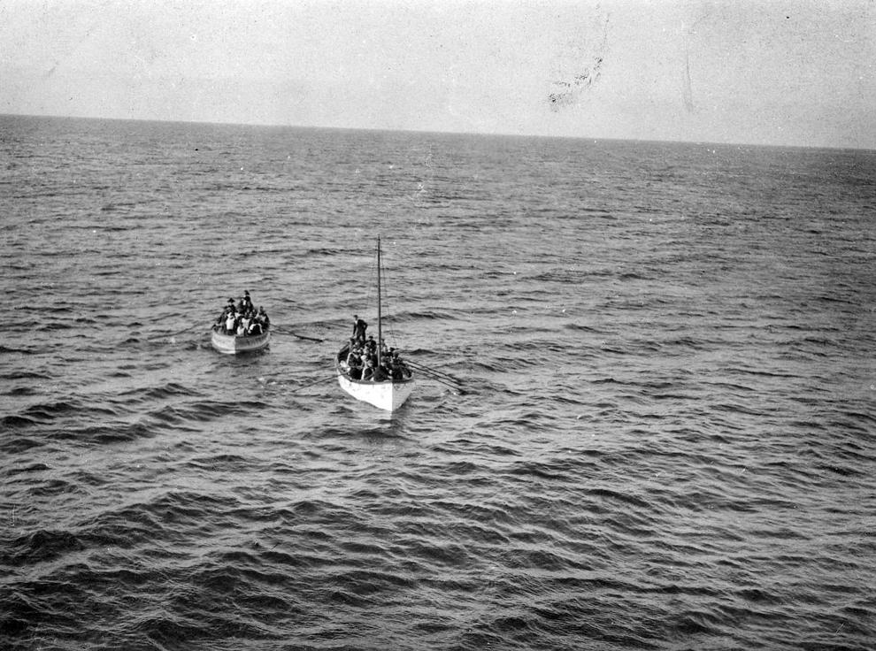 Il y a 100 ans, le naufrage du paquebot Titanic Bp10