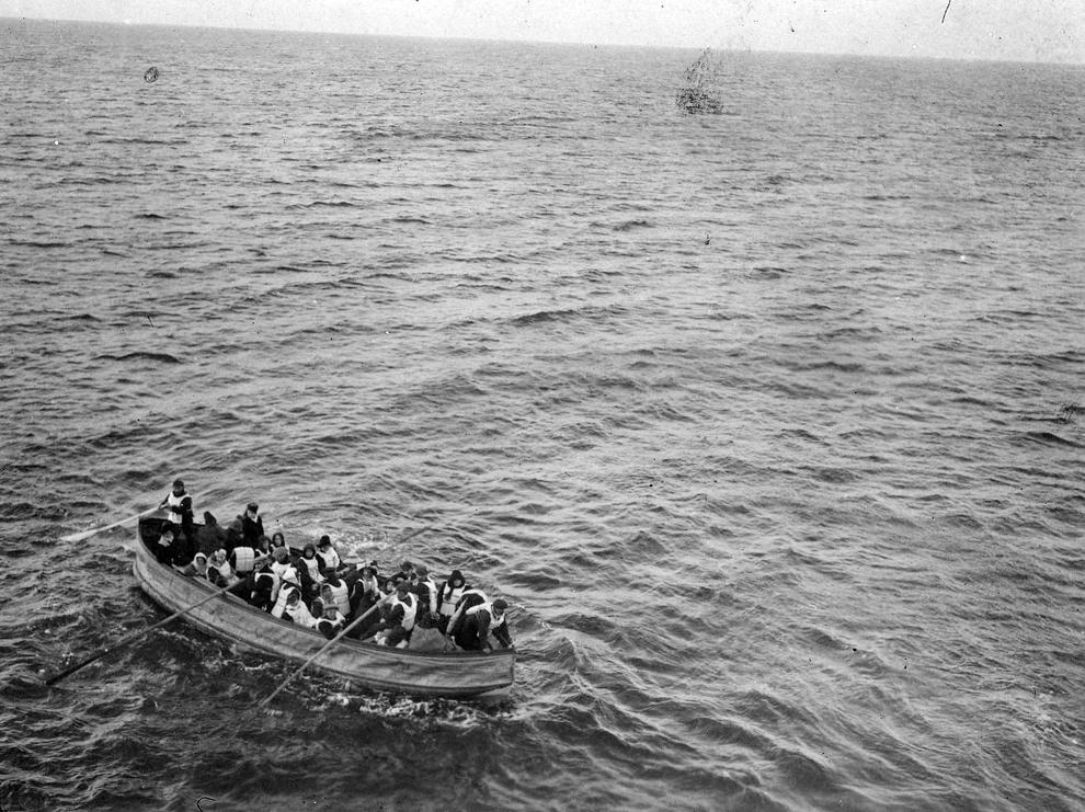 Il y a 100 ans, le naufrage du paquebot Titanic Bp11