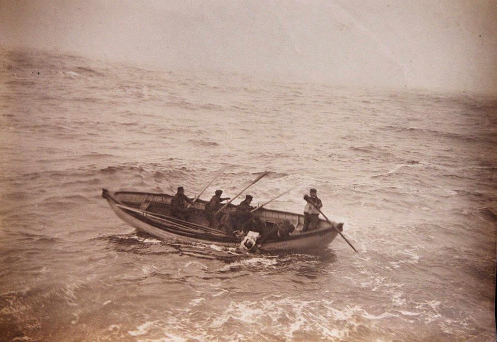 Il y a 100 ans, le naufrage du paquebot Titanic Bp12