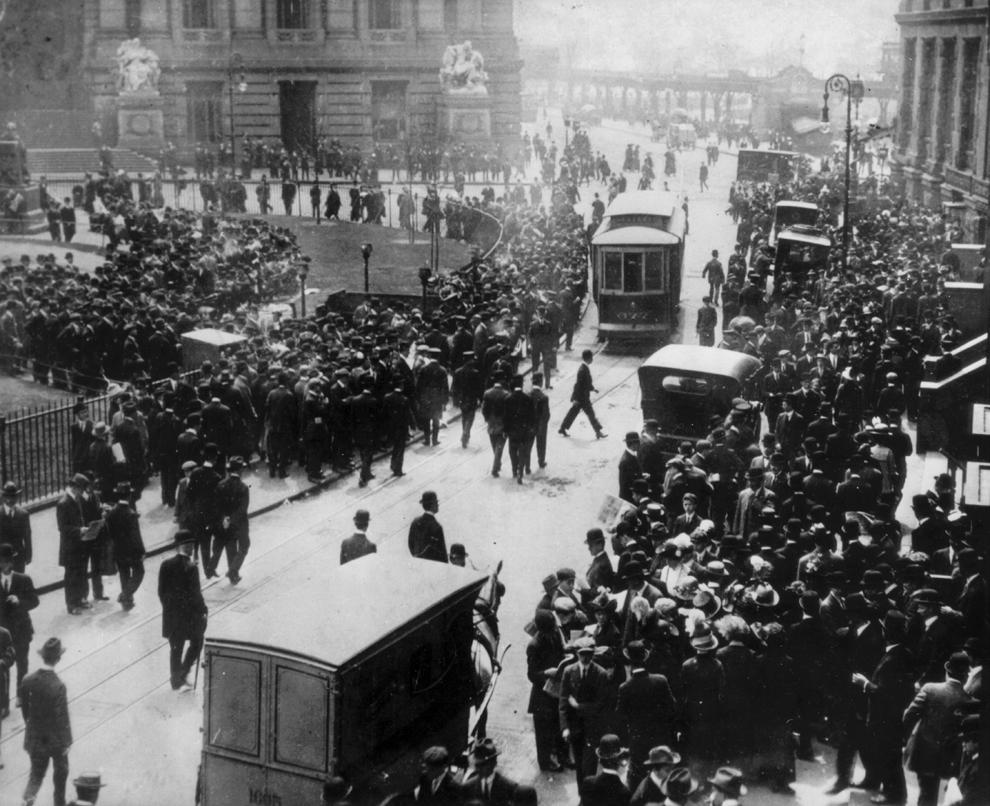 Il y a 100 ans, le naufrage du paquebot Titanic Bp16