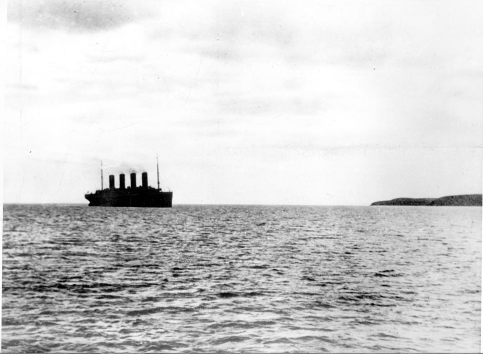 Il y a 100 ans, le naufrage du paquebot Titanic Bp2