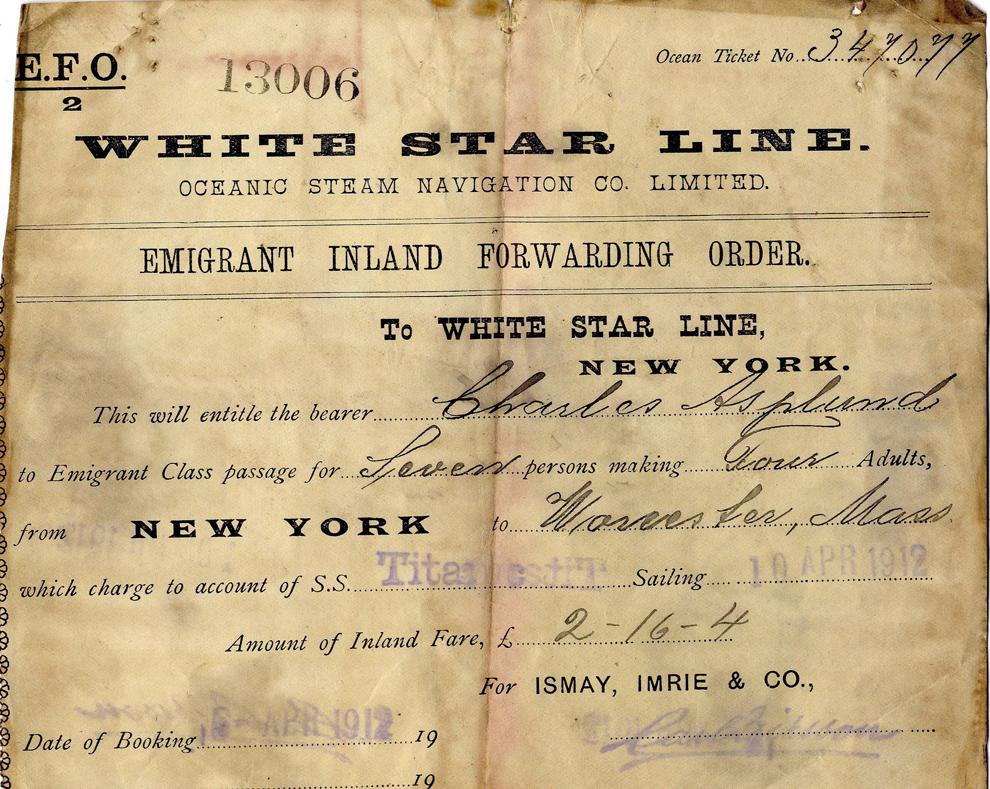 Il y a 100 ans, le naufrage du paquebot Titanic Bp22