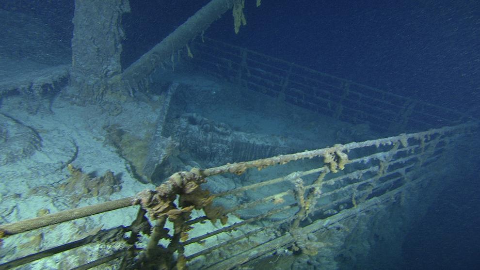 Il y a 100 ans, le naufrage du paquebot Titanic Bp27