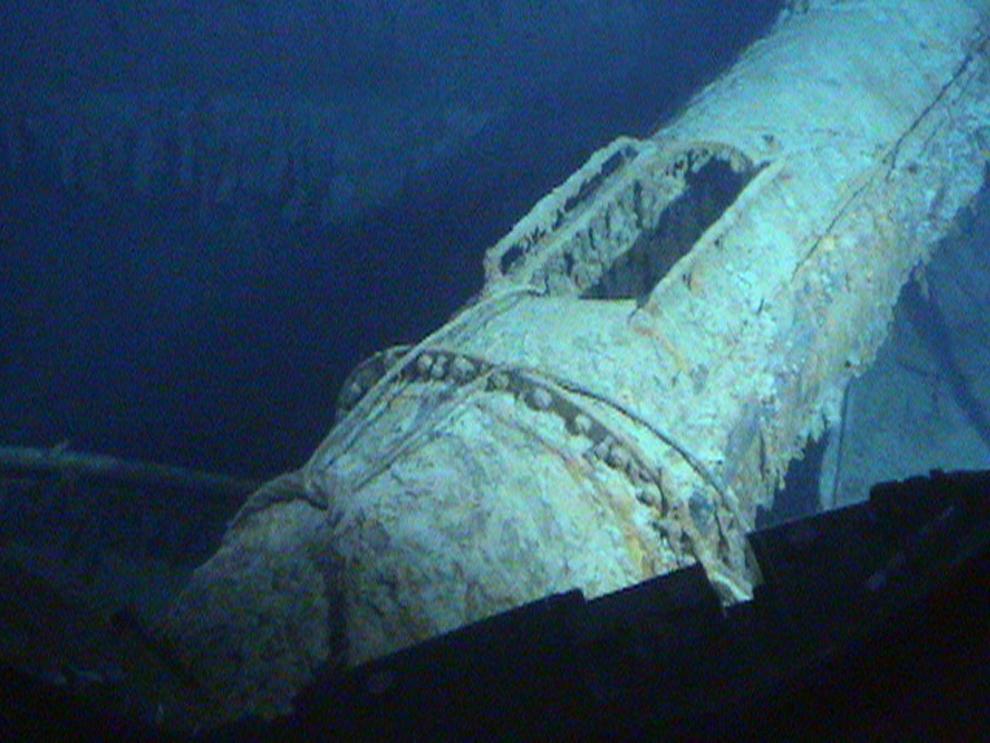 Il y a 100 ans, le naufrage du paquebot Titanic Bp28