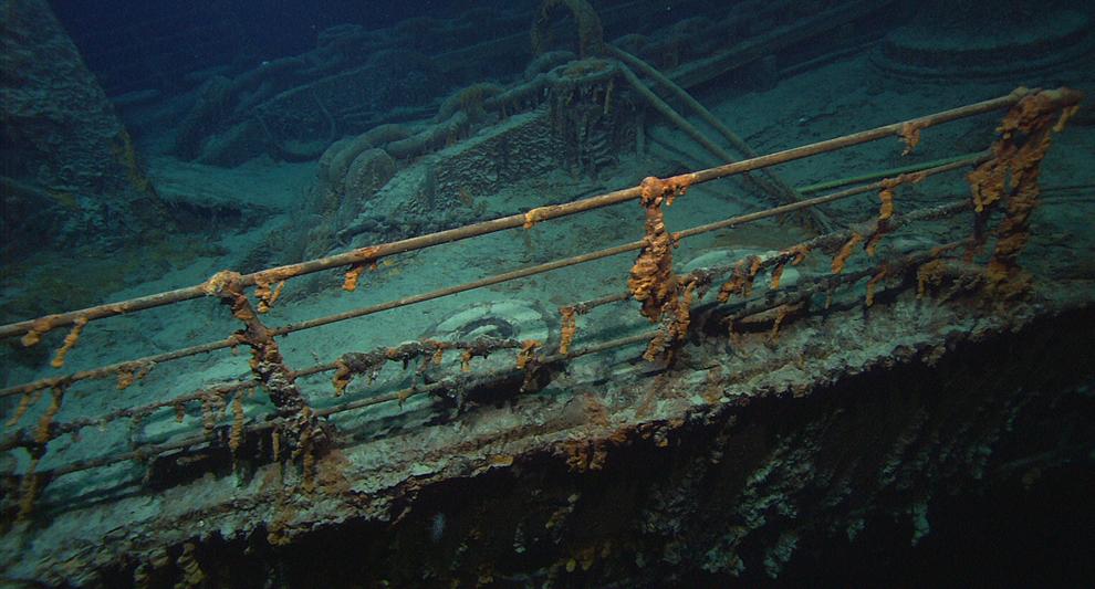 Il y a 100 ans, le naufrage du paquebot Titanic Bp29