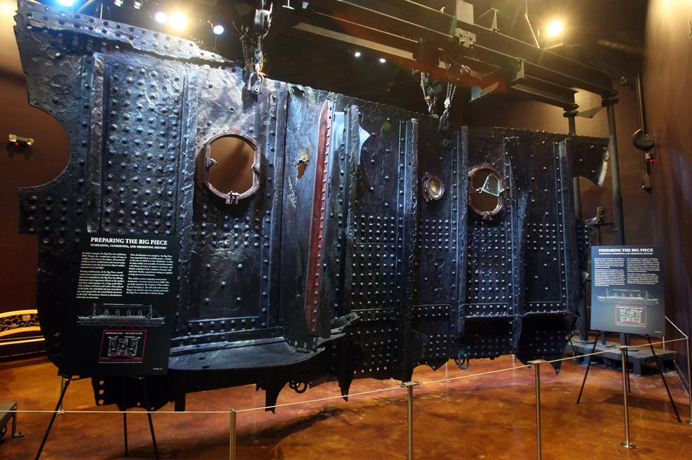 Il y a 100 ans, le naufrage du paquebot Titanic Bp32