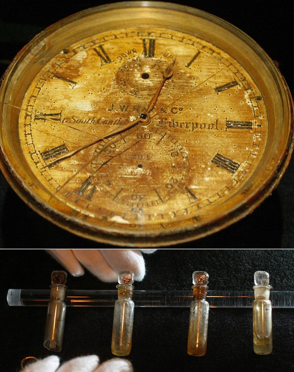 Il y a 100 ans, le naufrage du paquebot Titanic Bp39