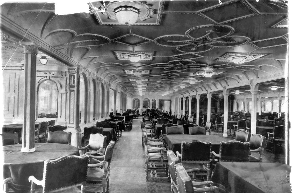 Il y a 100 ans, le naufrage du paquebot Titanic Bp4