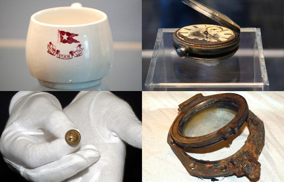 Il y a 100 ans, le naufrage du paquebot Titanic Bp42