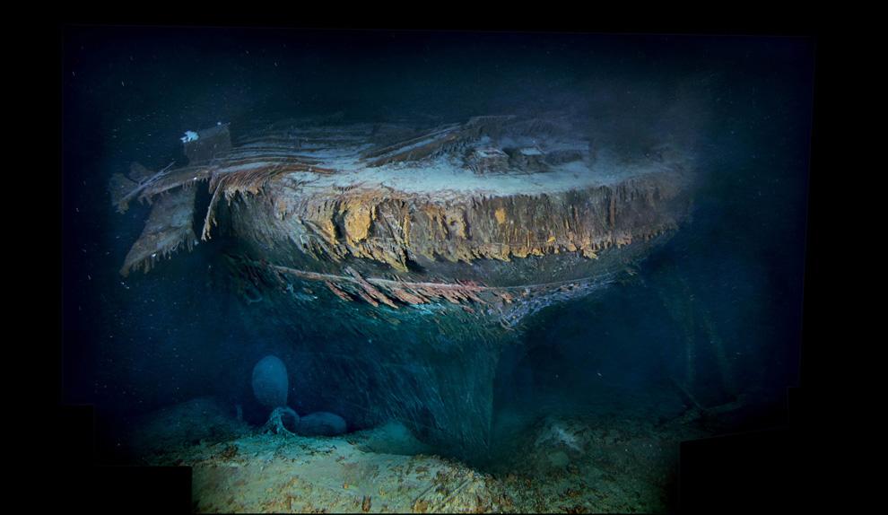 Il y a 100 ans, le naufrage du paquebot Titanic Bp46