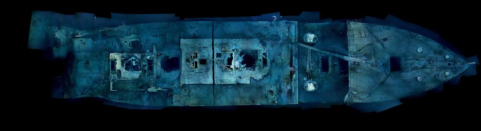 Il y a 100 ans, le naufrage du paquebot Titanic Bp47