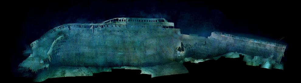Il y a 100 ans, le naufrage du paquebot Titanic Bp48