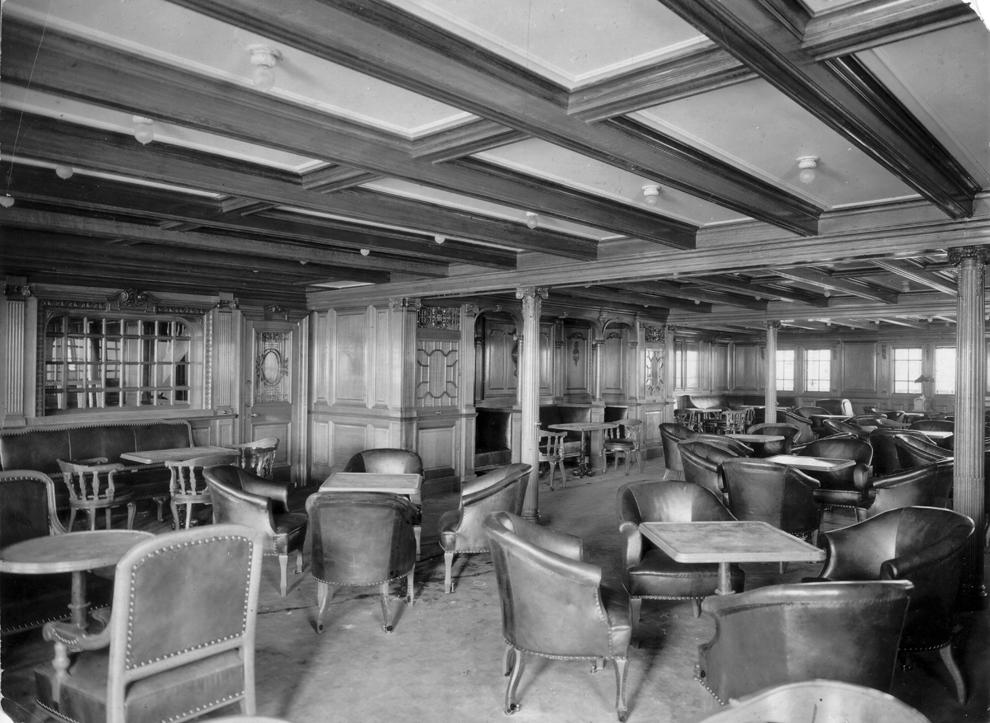 Il y a 100 ans, le naufrage du paquebot Titanic Bp5